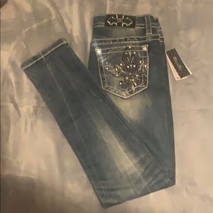 Miss me skinny jeans brand new with tags
